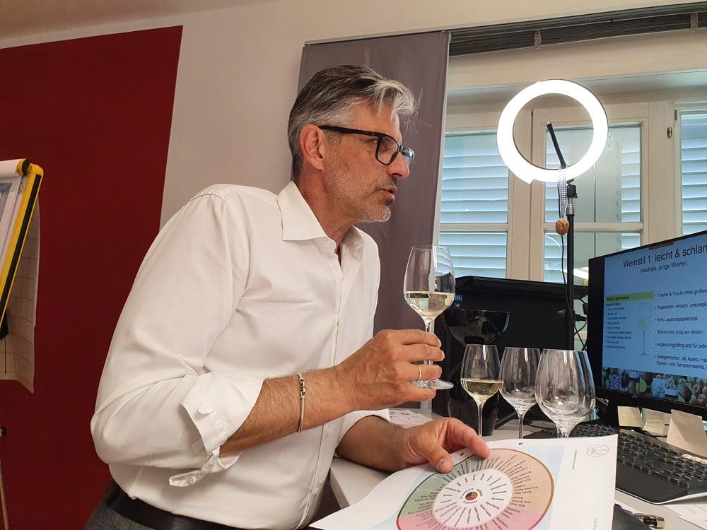 WEINtipp Online-Weinseminar